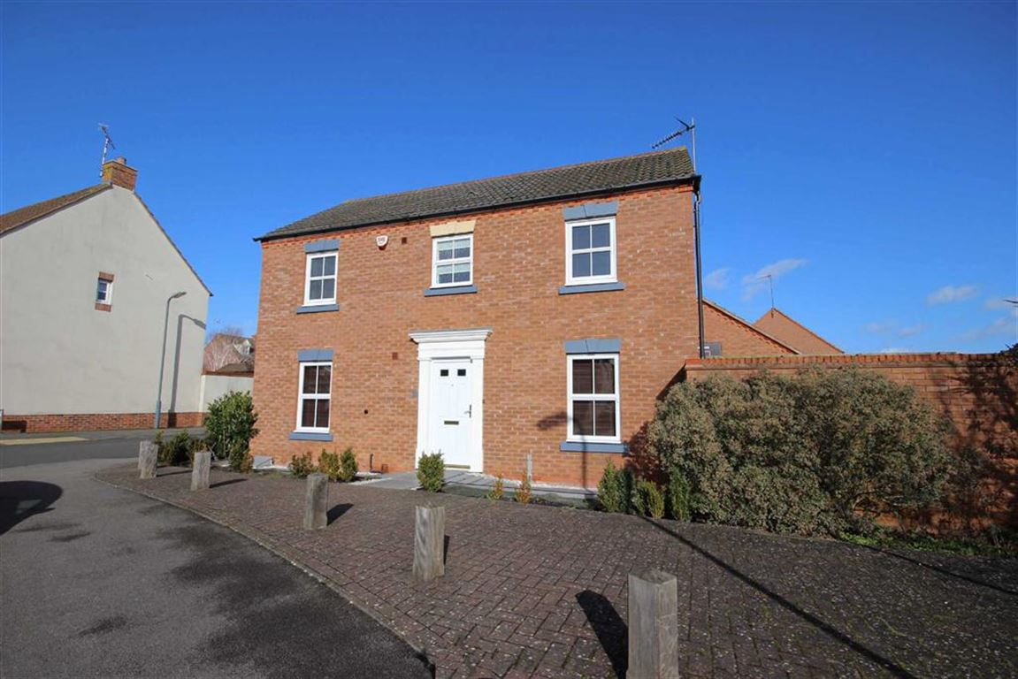 3 Bedrooms Detached House for sale in The Furr Marsh, Chase Meadow, Warwick, CV34