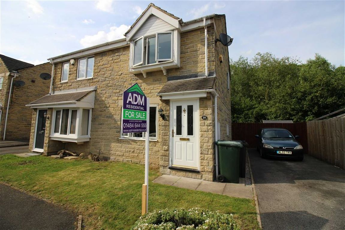 2 Bedrooms Property for sale in Middlemost Close, Birkby, Huddersfield