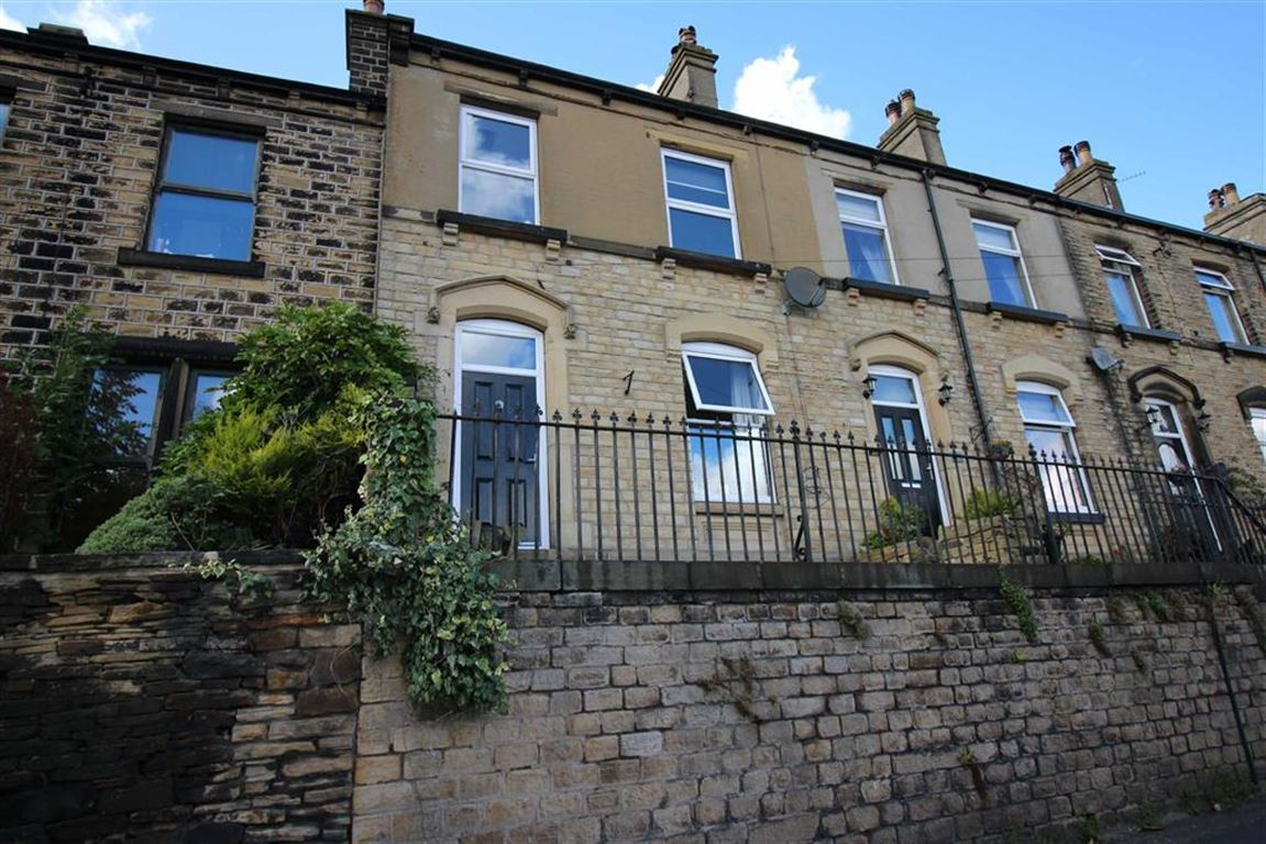 3 Bedrooms Property for sale in James Street, Golcar, Huddersfield