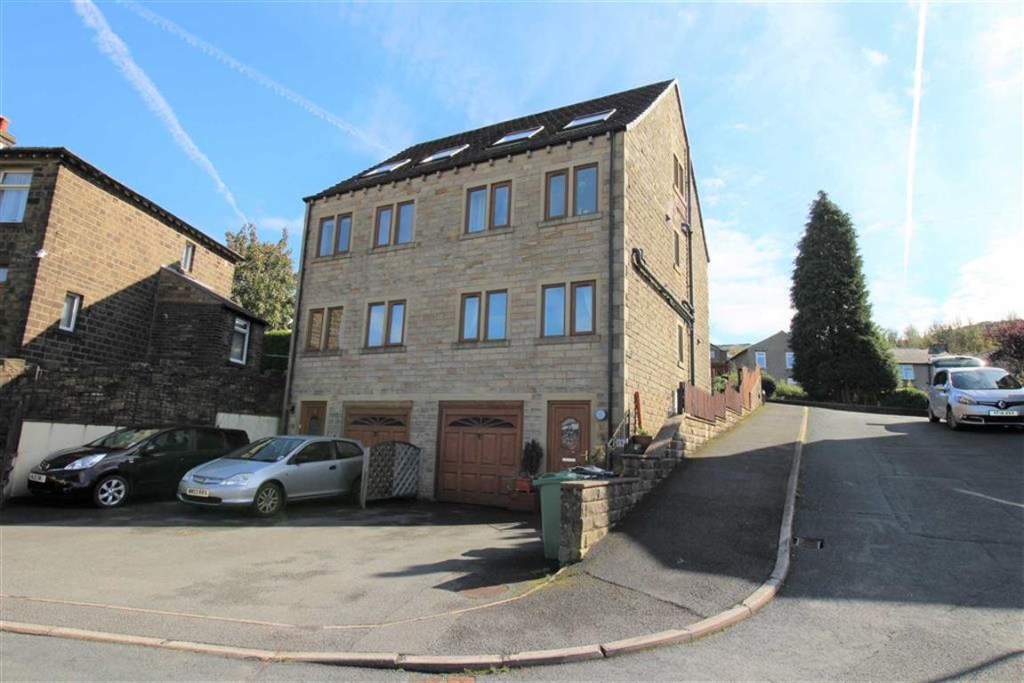 4 Bedrooms Semi Detached House for sale in Lane Ings, Marsden, Huddersfield