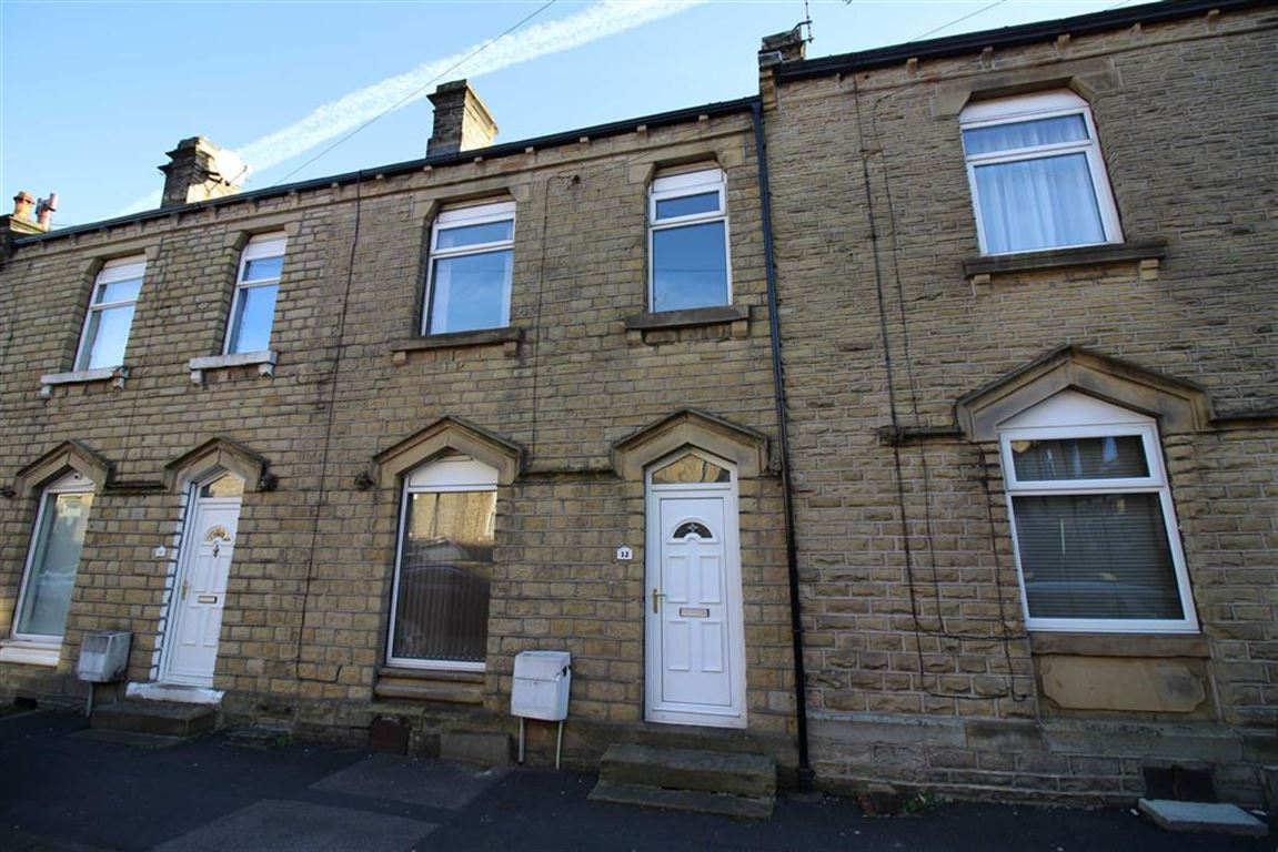 3 Bedrooms Terraced House for sale in Pickford Street, Milnsbridge, Huddersfield