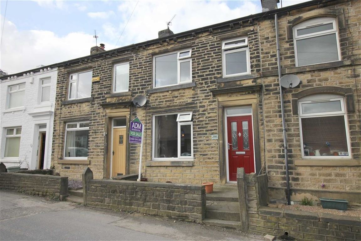 3 Bedrooms Terraced House for sale in Leymoor Road, Golcar, Huddersfield