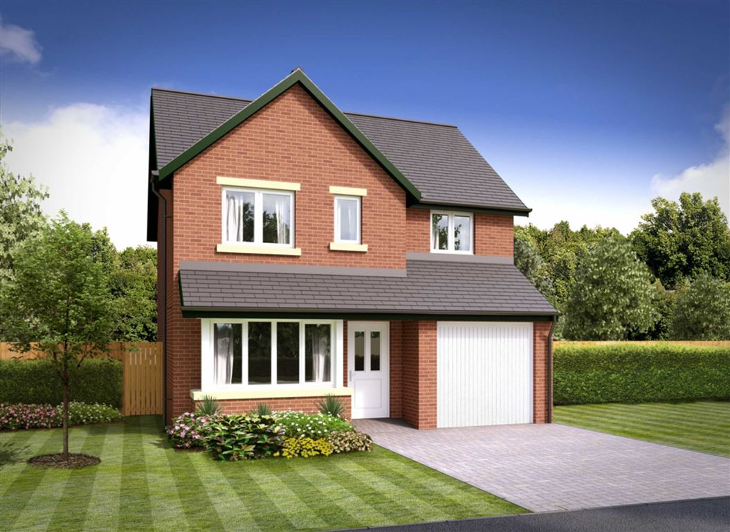 4 Bedrooms Detached House for sale in The Woodlands, Barrow-in-Furness, Cumbria
