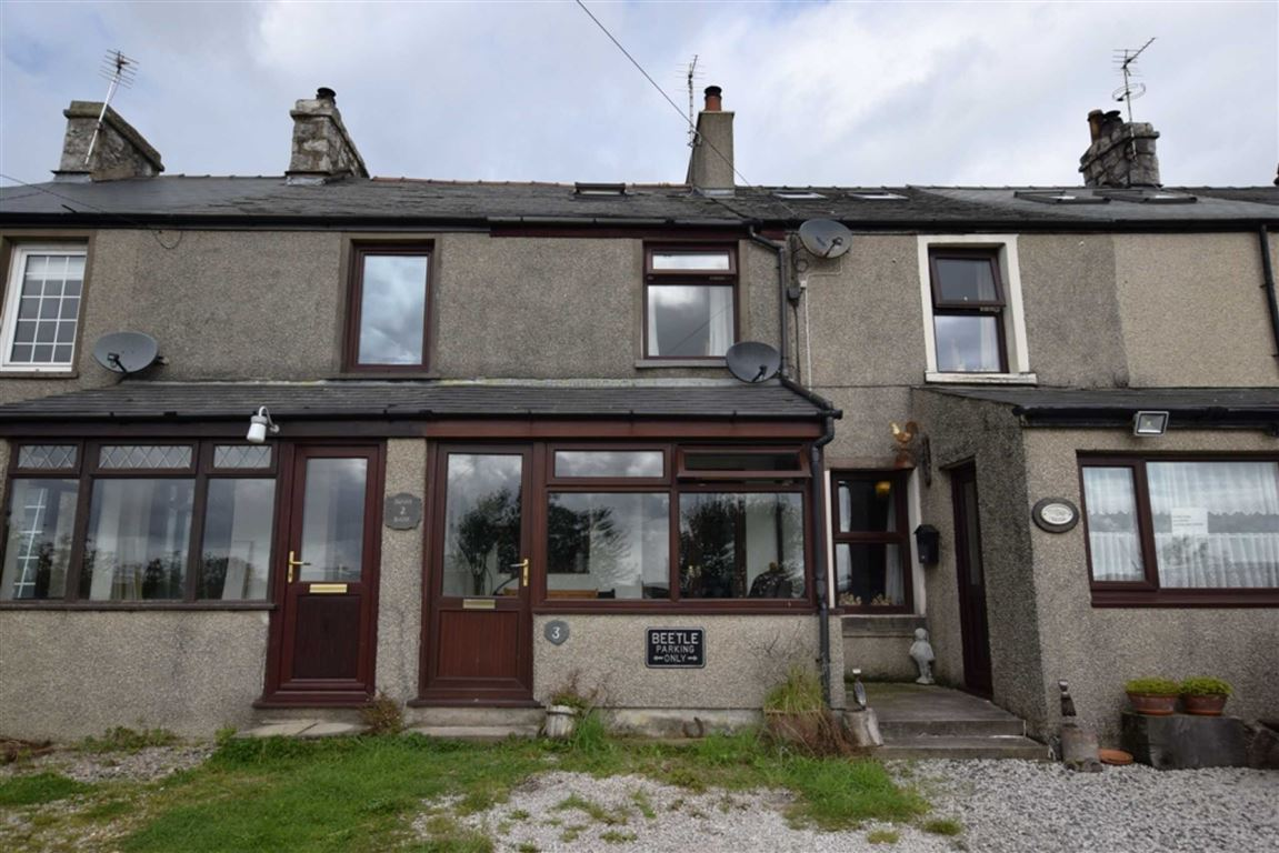 2 Bedrooms Terraced House for sale in Sunny Bank, Stainton With Adgarley, Cumbria