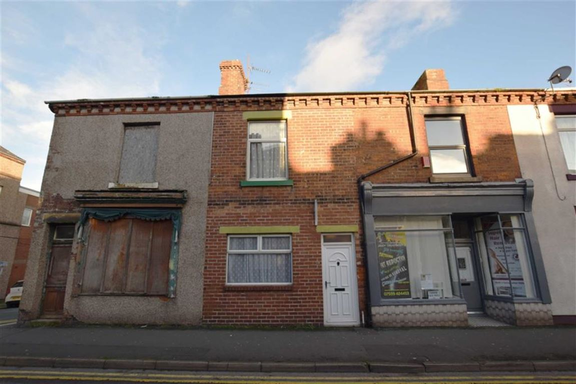 2 Bedrooms Terraced House for sale in Rawlinson Street, Barrow-in-Furness, Cumbria