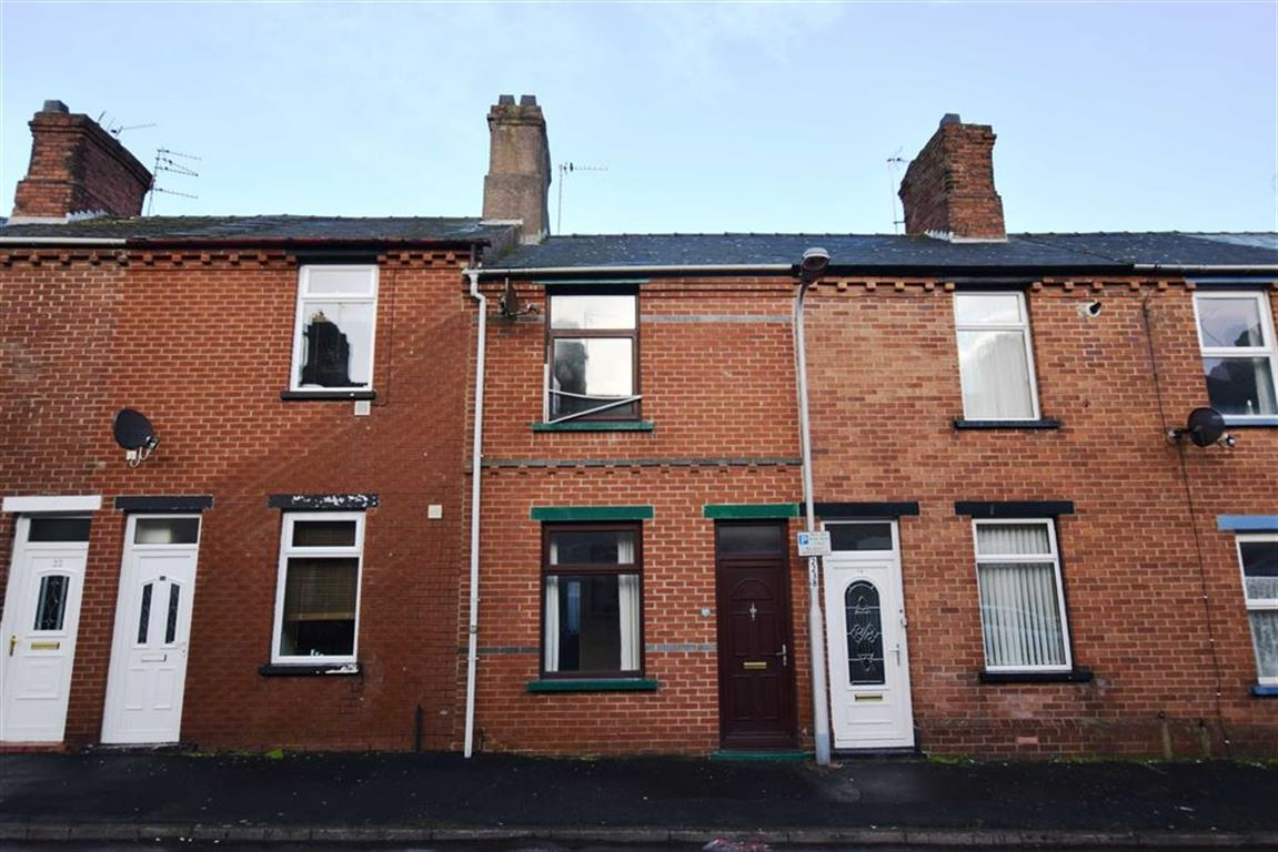 2 Bedrooms Terraced House for sale in Goldsmith St, Barrow In Furness, Cumbria