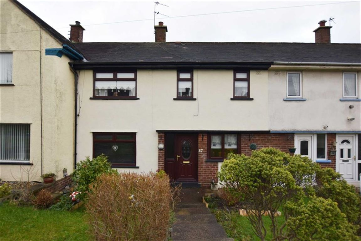 2 Bedrooms Terraced House for sale in Lesh Lane, Barrow-in-Furness, Cumbria