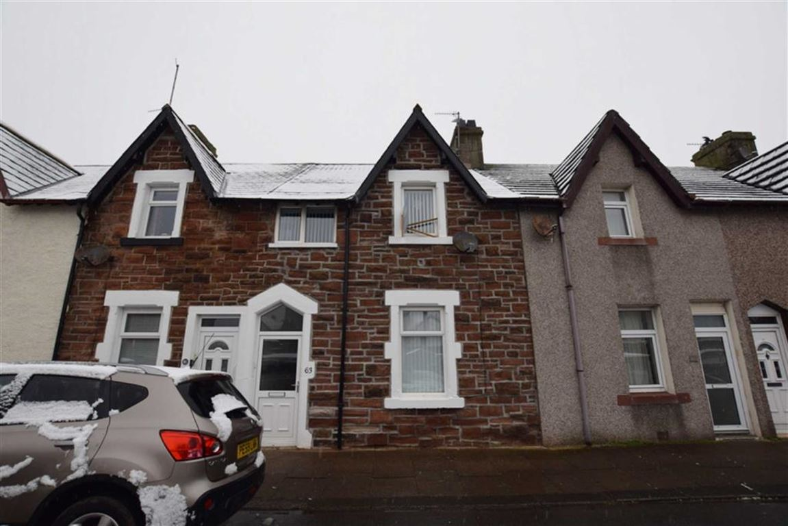 3 Bedrooms Terraced House for sale in South Row, Barrow-in-Furness, Cumbria