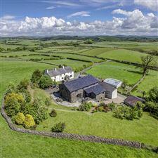 Eller Riggs House And Cottage, Eller Riggs Brow, Ulverston