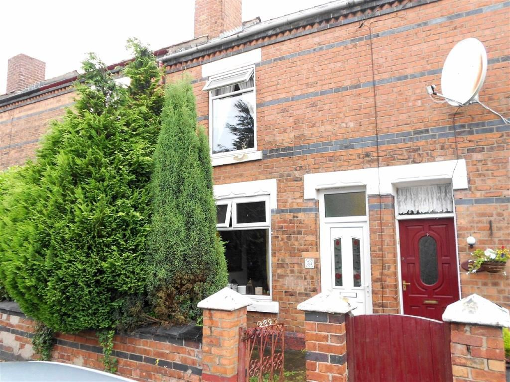 2 Bedrooms Property for sale in Vincent Street, Crewe