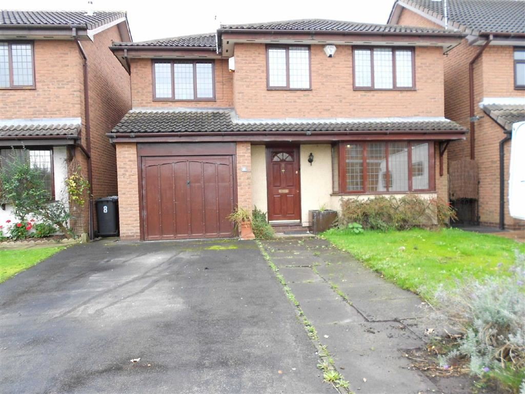 4 Bedrooms Detached House for sale in Farmleigh Drive, Leighton, Crewe, Cheshire