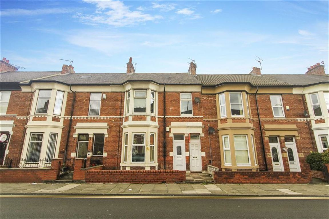 2 Bedrooms Flat for sale in Trevor Terrace, North Shields, Tyne And Wear