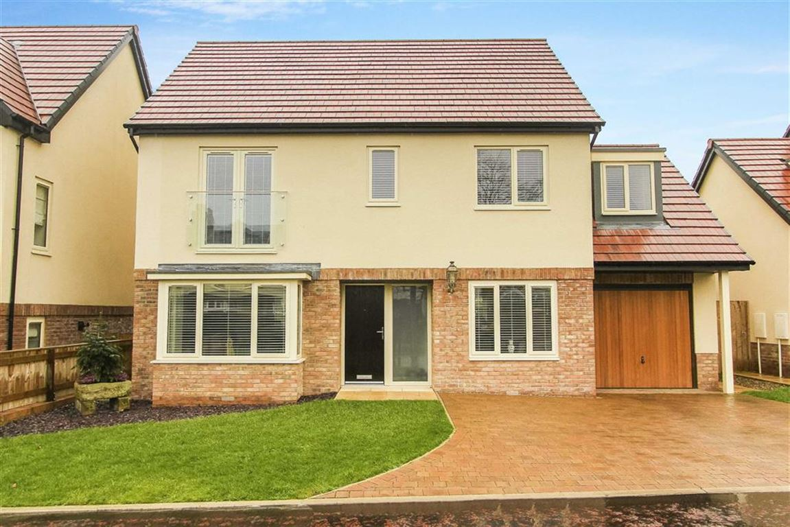 4 Bedrooms Detached House for sale in Morwick Road, Warkworth, Northumberland