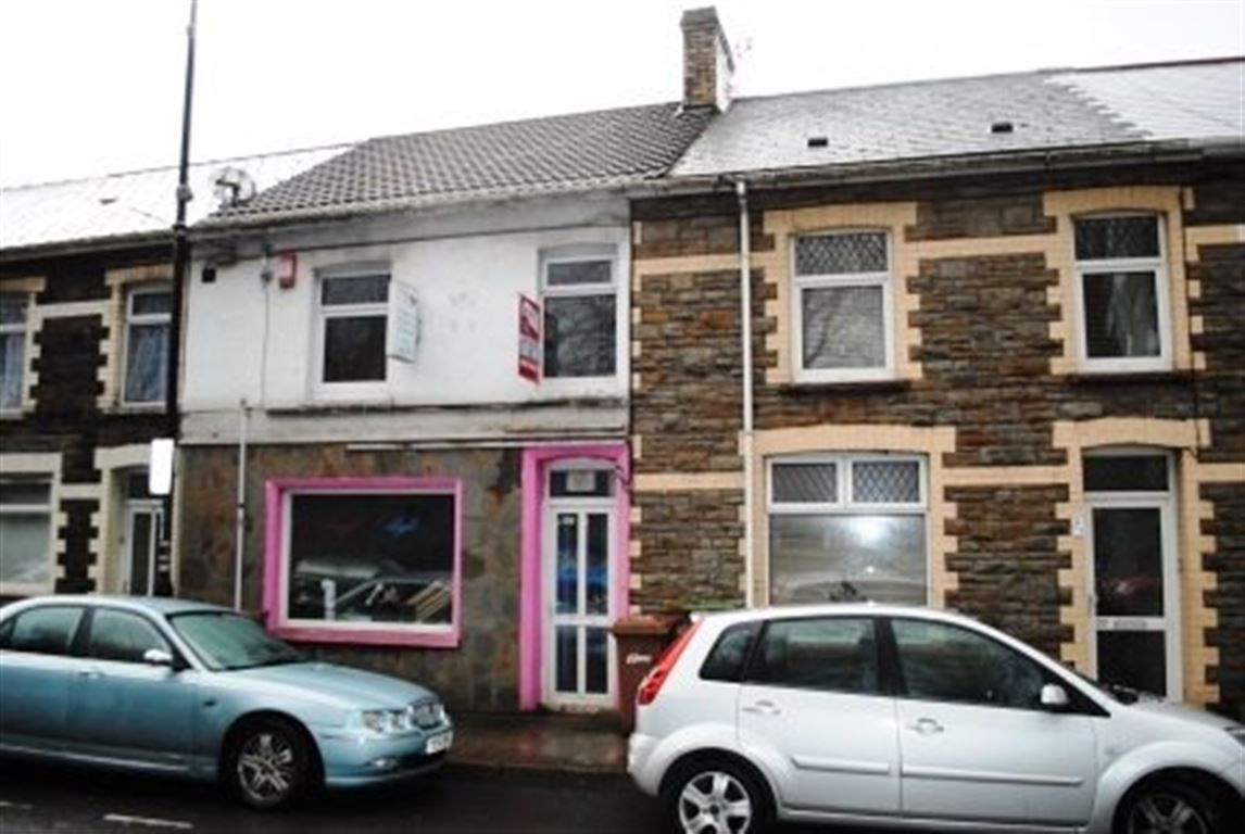 Commercial Street, Risca, NP11