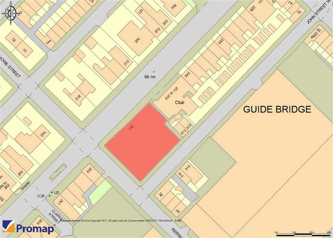 Commercial Property for sale in Stockport Road, Guide Bridge, Ashton-under-lyne