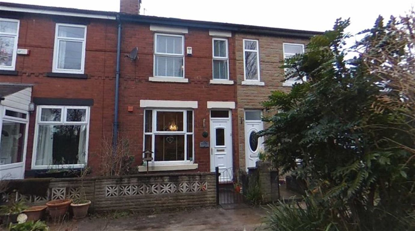 2 Bedrooms Terraced House for sale in Langford Street, Denton, Manchester