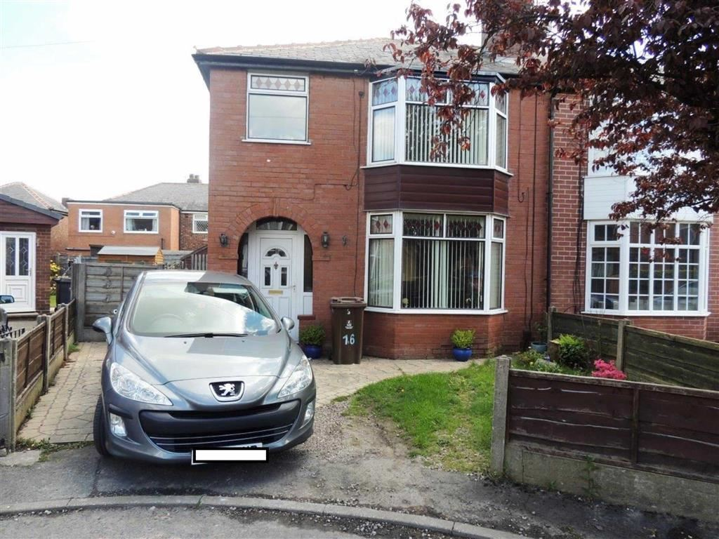 3 Bedrooms Property for sale in Chesterton Grove, Droylsden, Manchester