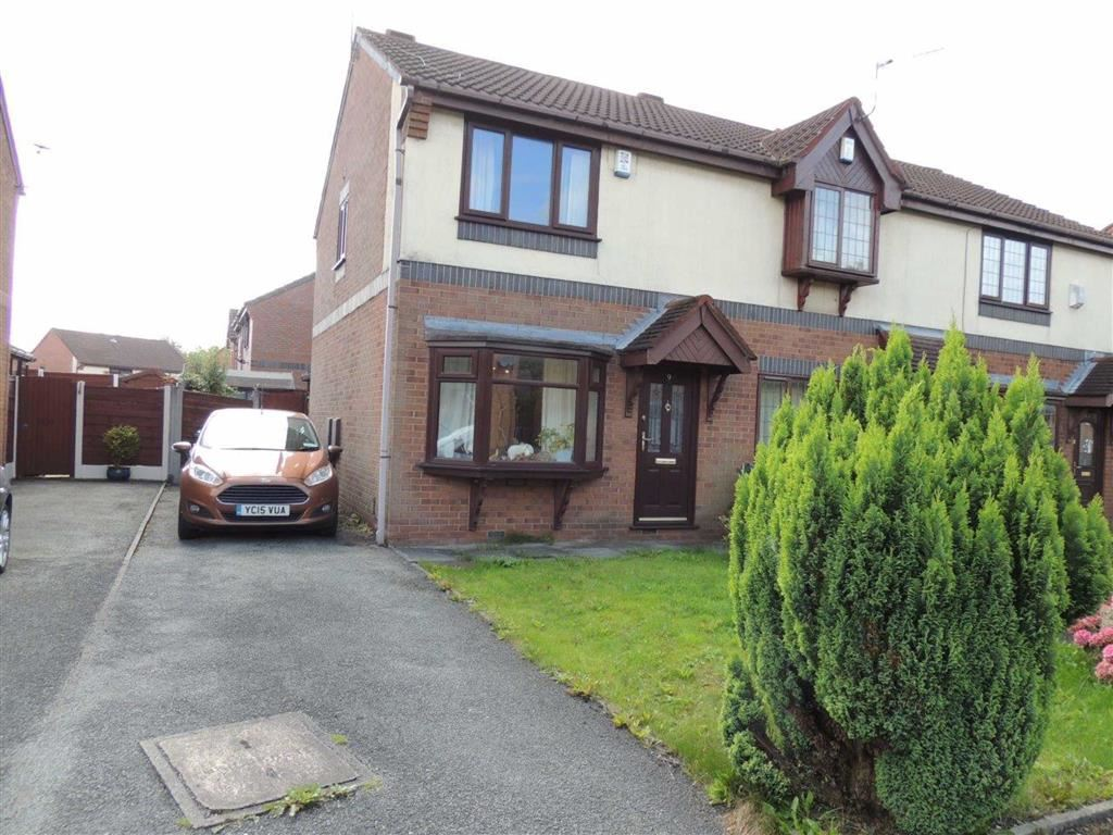 2 Bedrooms Property for sale in Oakley Close, Newton Heath, Manchester