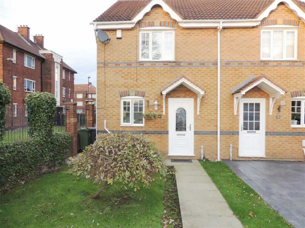 2 Bedrooms Semi Detached House for sale in Lees Park Avenue, Droylsden, Manchester