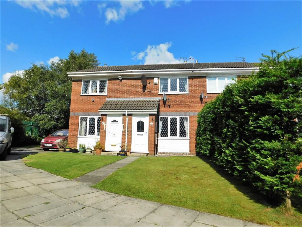 2 Bedrooms Mews House for sale in Hyacinth Close, Daisyfields, Stockport
