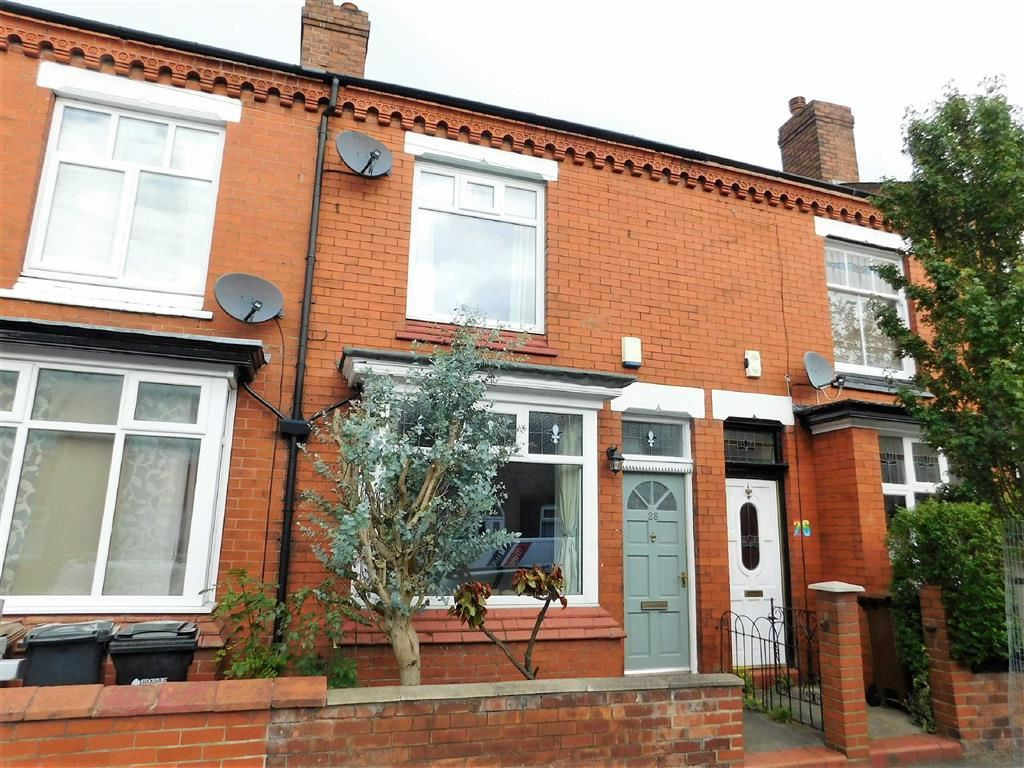 2 Bedrooms Terraced House for sale in Clyde Road, Edgeley, Stockport