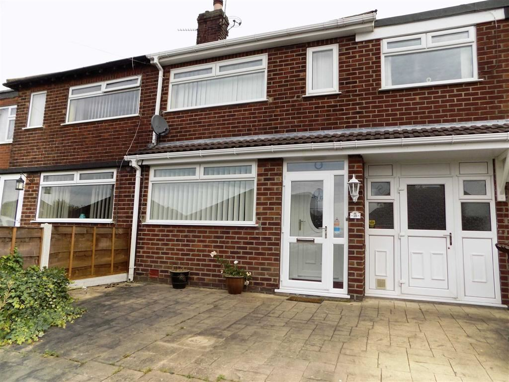 4 Bedrooms Semi Detached House for sale in Sherwood Road, Denton, Manchester