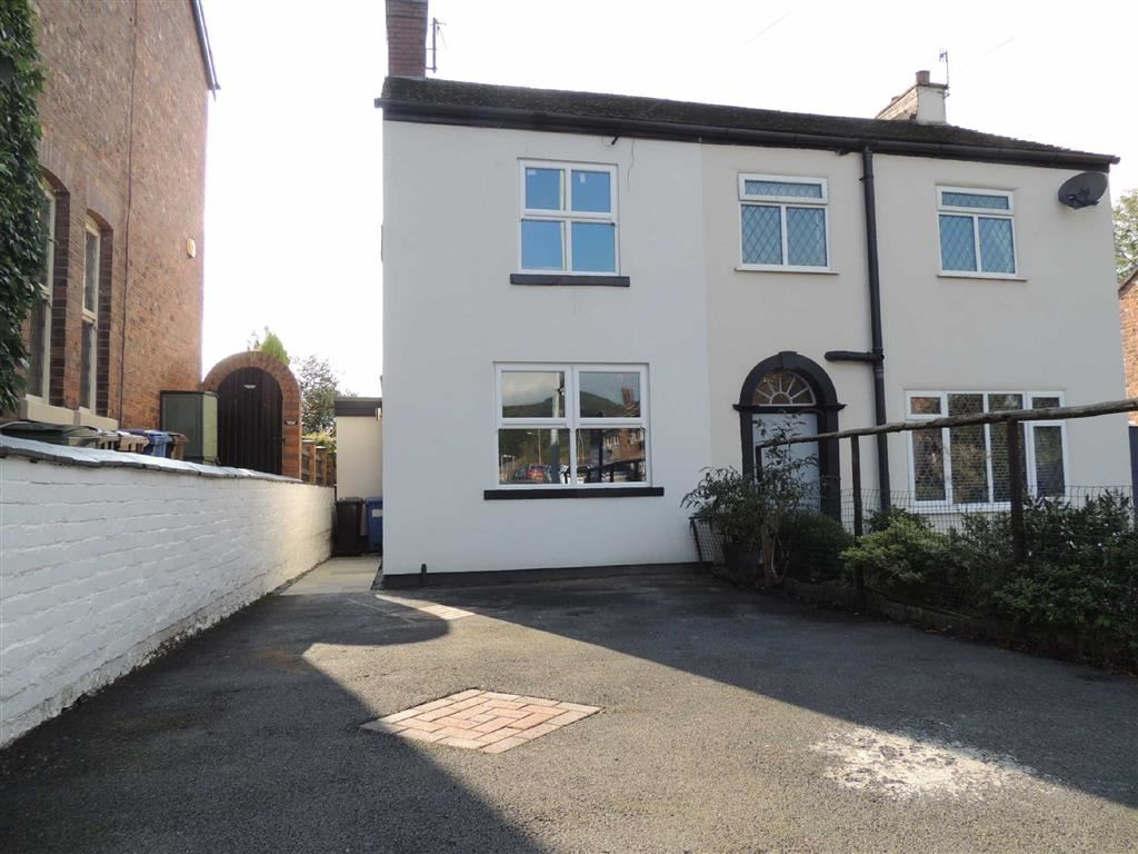 2 Bedrooms Semi Detached House for sale in Compstall Road, Marple Bridge, Stockport
