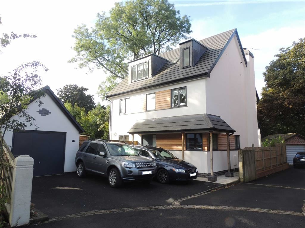 4 Bedrooms Detached House for sale in Oak Avenue, Romiley, Stockport