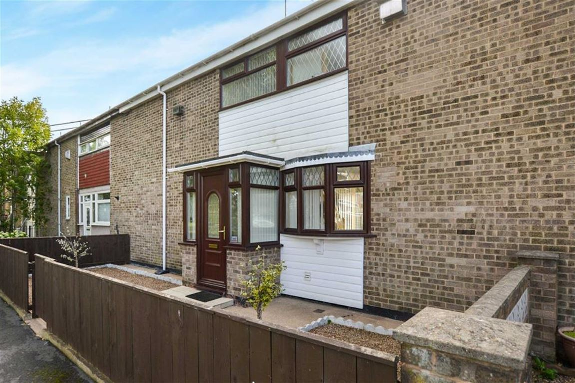 2 Bedrooms Terraced House for sale in Bisley Grove, HULL