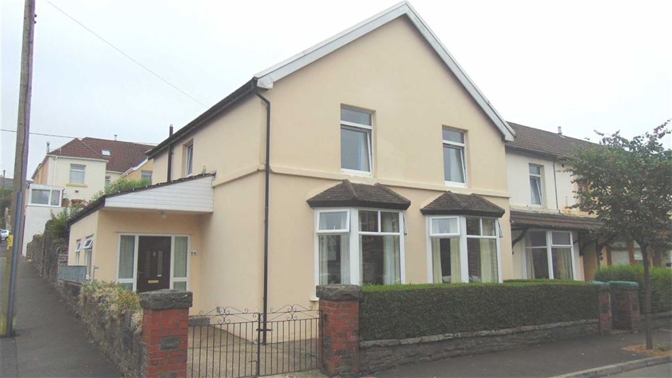 4 Bedrooms Property for sale in The Avenue, Pontypridd, Rhondda Cynon Taff