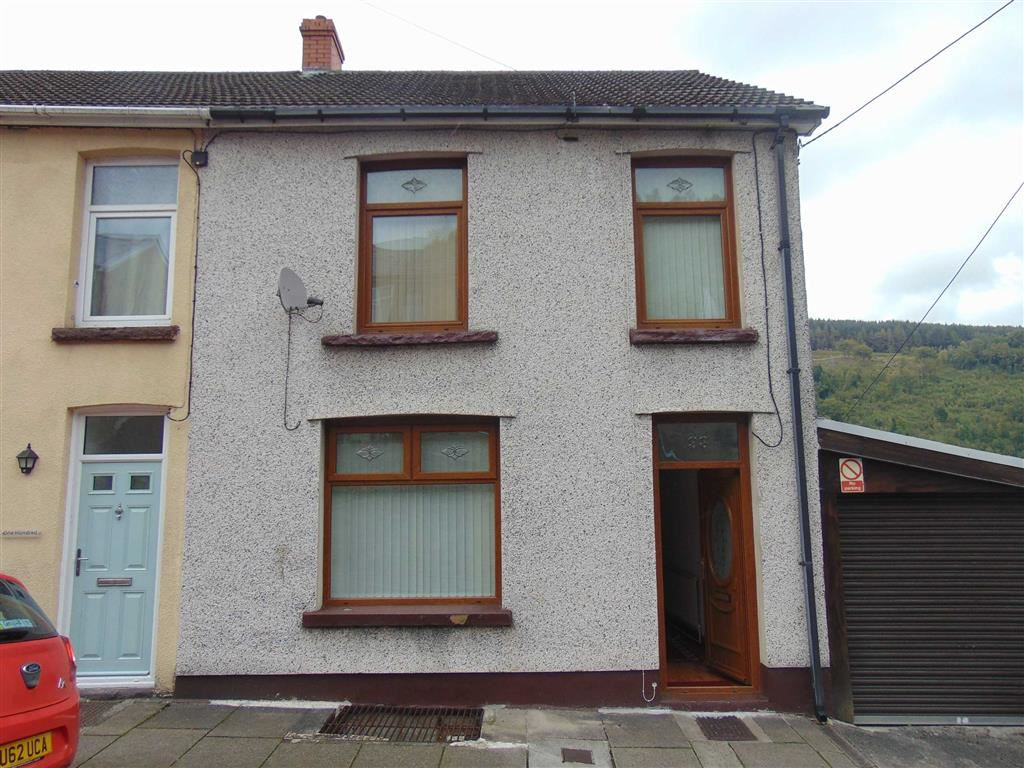 3 Bedrooms End Of Terrace House for sale in Woodfield Terrace, Mountain Ash, Rhondda Cynon Taff