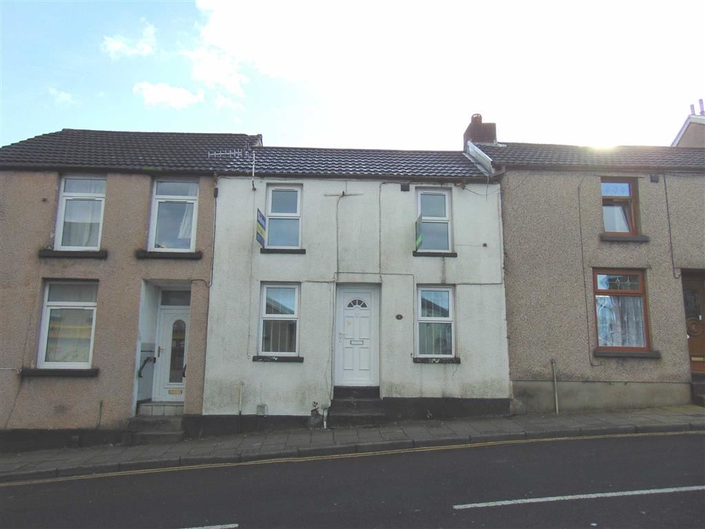 3 Bedrooms Terraced House for sale in Llantrisant Road, Pontypridd, Rhondda Cynon Taff