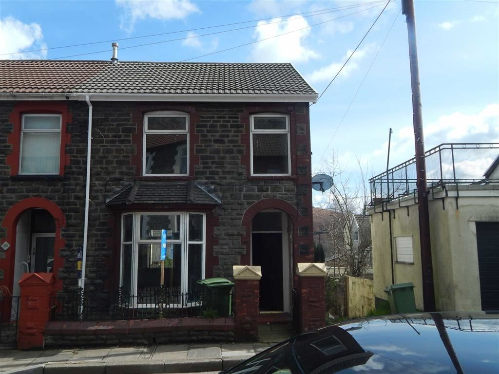 2 Bedrooms End Of Terrace House for sale in Aberdare Road, Abercynon, Rhondda Cynon Taff