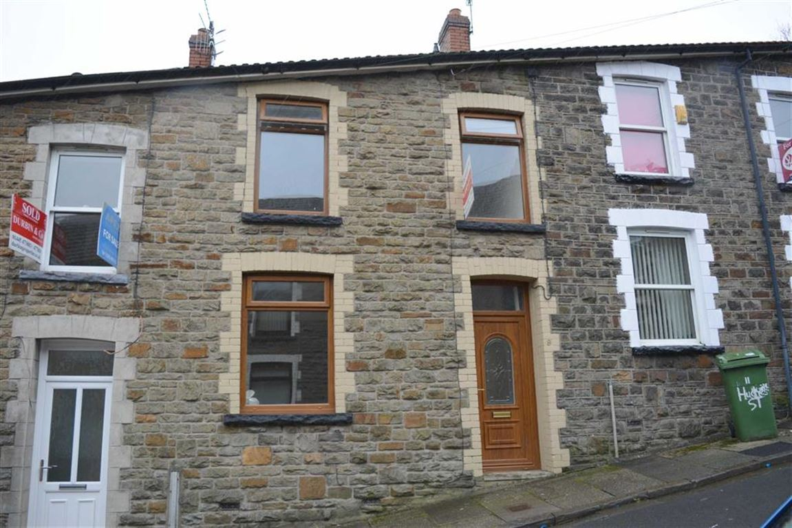3 Bedrooms Terraced House for sale in Hughes Street, Mountain Ash, Rhondda Cynon Taff