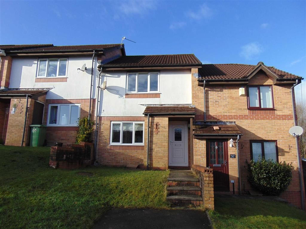 2 Bedrooms Terraced House for sale in Cefn Close, Pontypridd, Rhondda Cynon Taff