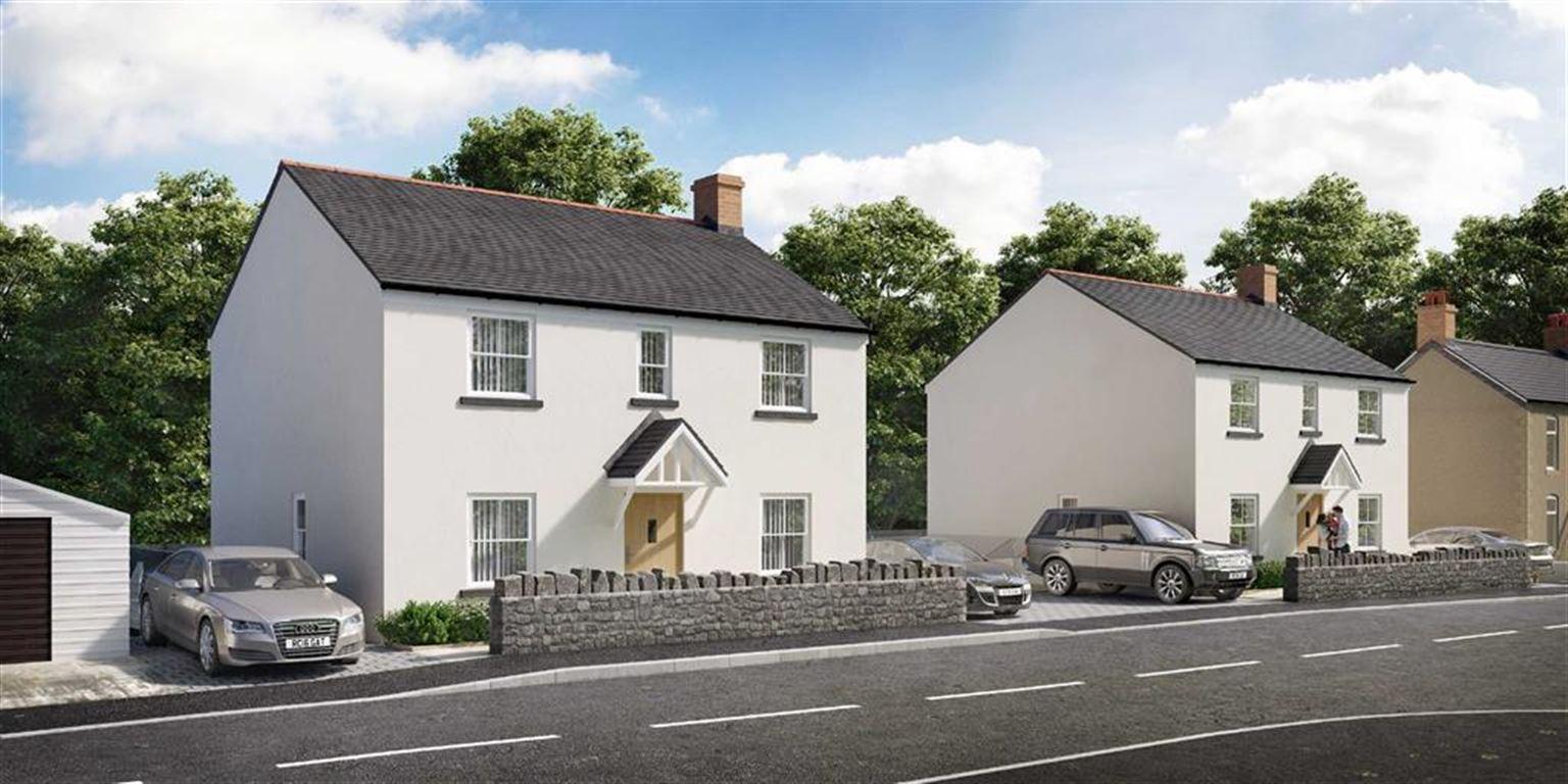 Plot 1, Ynysmeudwy Road, Pontardawe, Pontardawe, Swansea