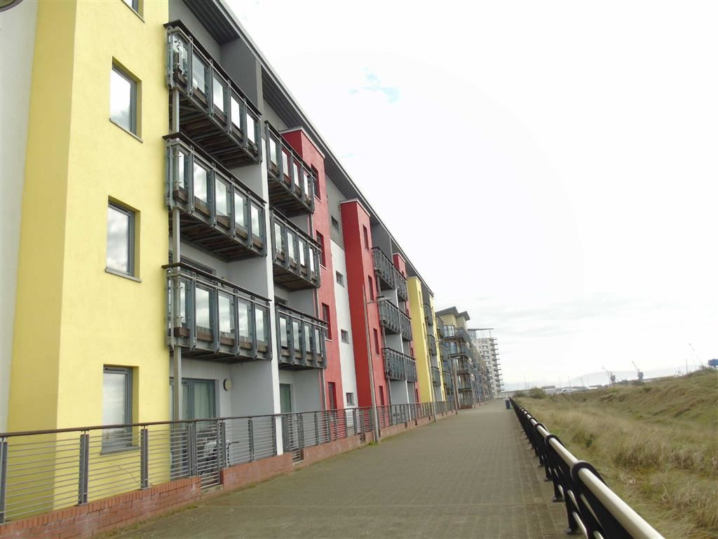 Fishermans Way, Marina, Swansea