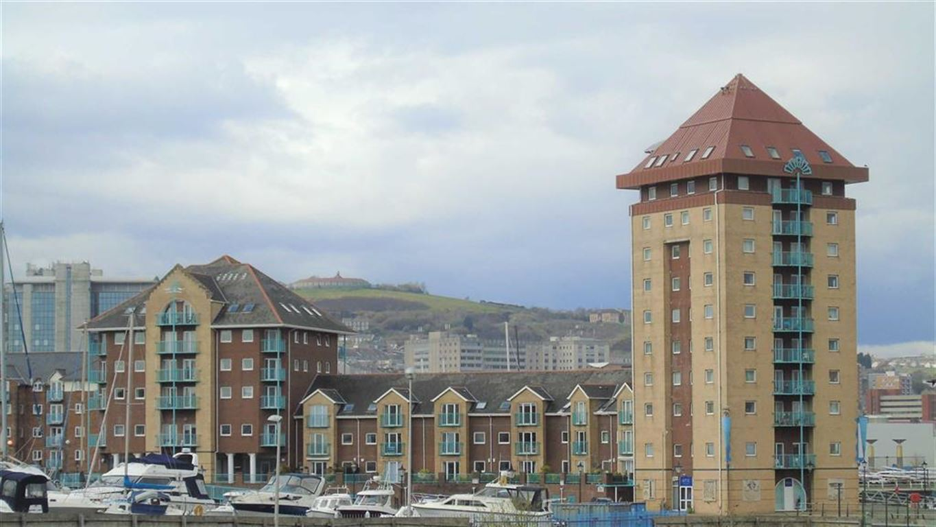 Pocketts Wharf, Maritime Quarter, Swansea