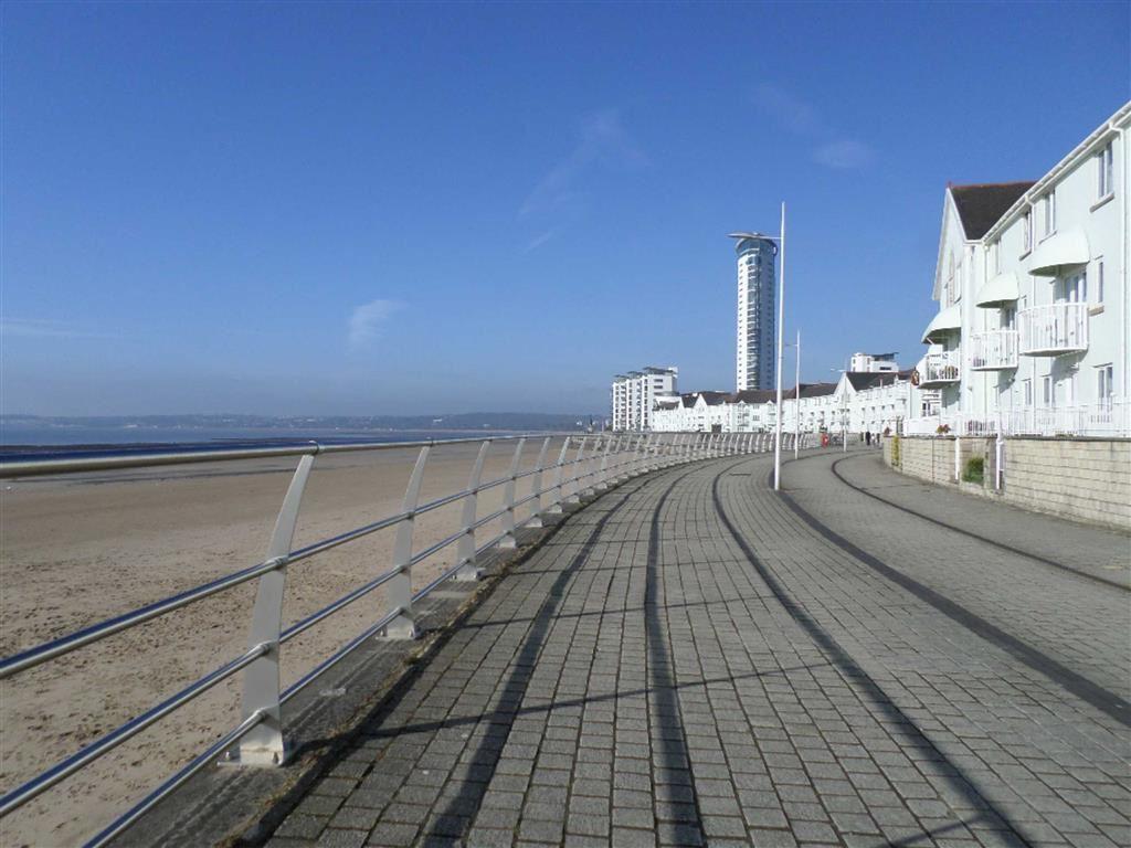 Marine Walk, Maritime Quarter, Swansea