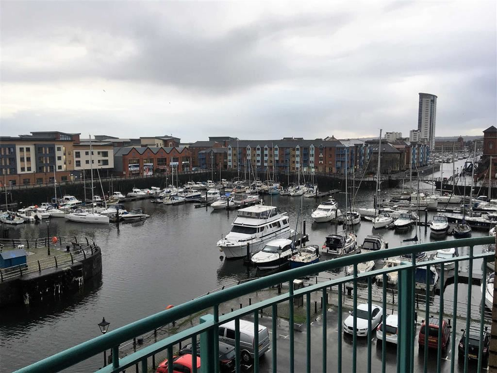 Pocketts Wharf, Marina, Swansea