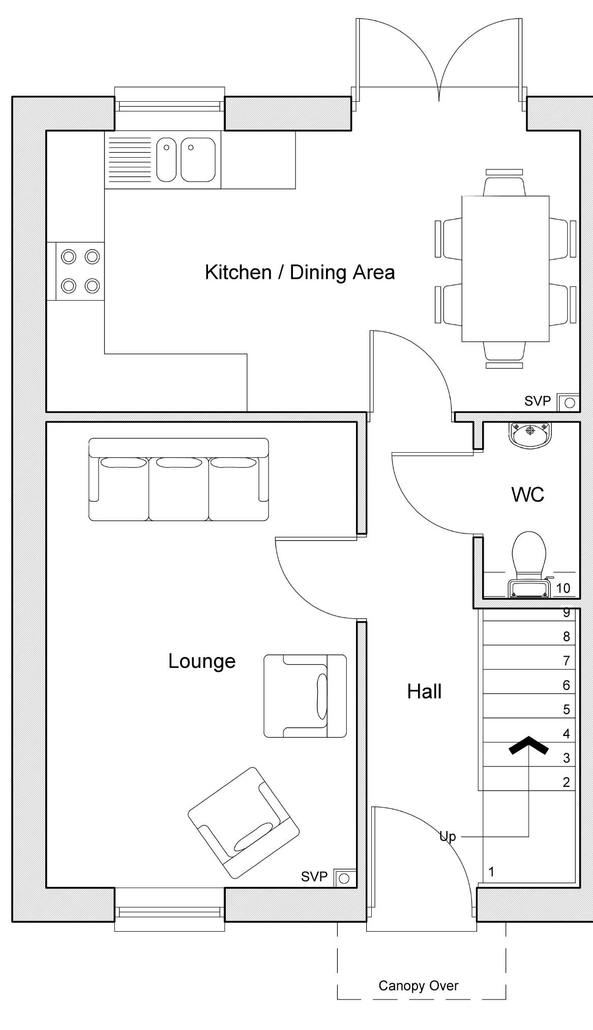 EPC for Mill Terrace, Ammanford, Ammanford, Carmarthenshire