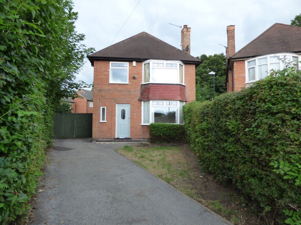 3 Bedrooms Detached House for rent in Charlbury Road, Wollaton, Nottingham, NG8 1NF