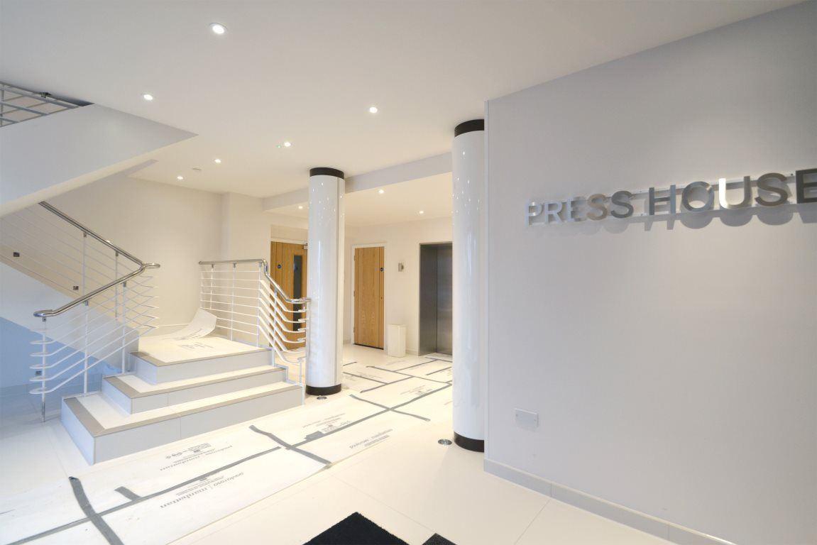 Press House,  Petts Wood