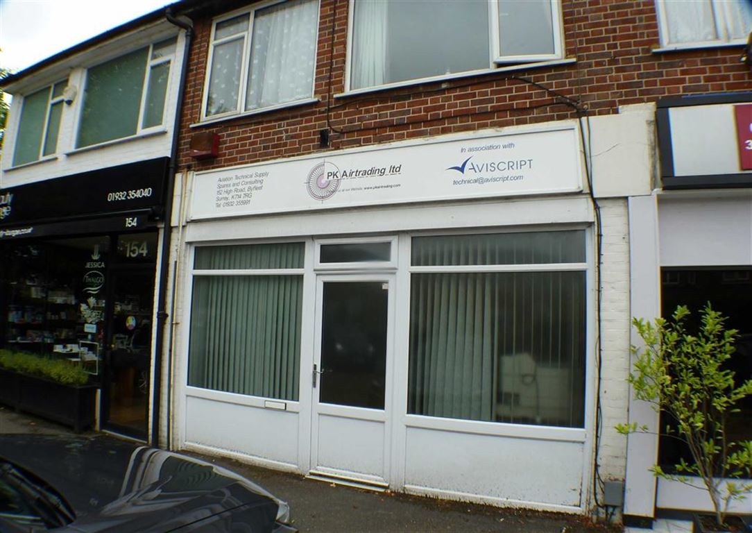 Property for sale in High Road, Byfleet, Surrey