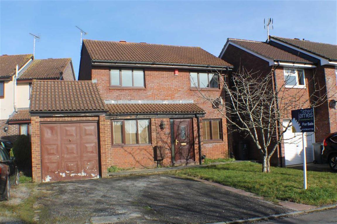 3 Bedrooms Detached House for sale in Bosworth Road, Grange Park, Swindon