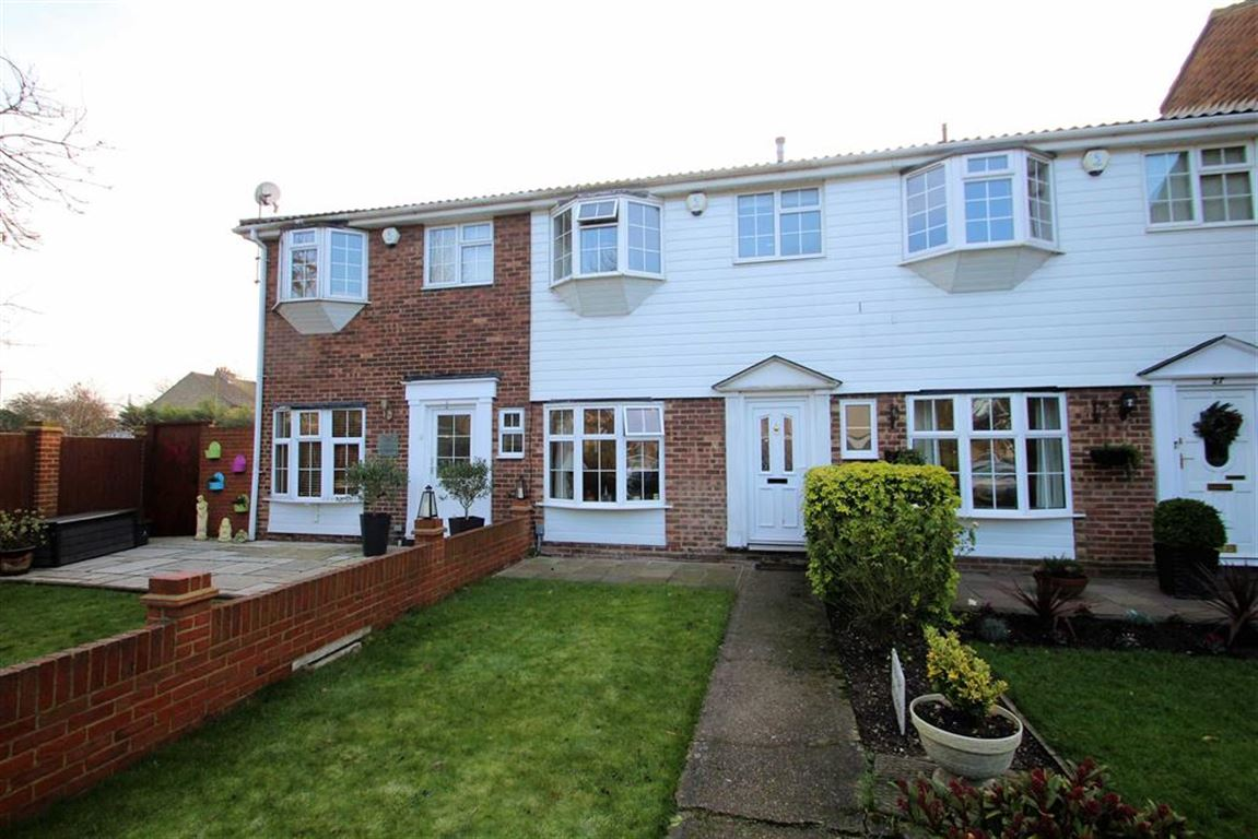 3 Bedrooms Terraced House for sale in Hilliers Avenue, Hillingdon, Middlesex