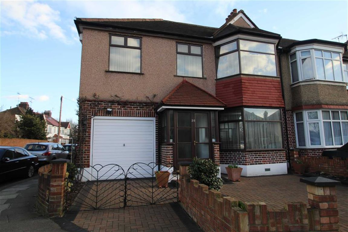 4 Bedrooms End Of Terrace House for sale in Huxley Gardens, London