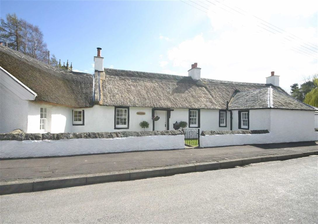 Rose Cottage, Main Street, Collessie, Fi...