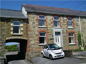 Property image of home to let in Wernddu Road, Ammanford
