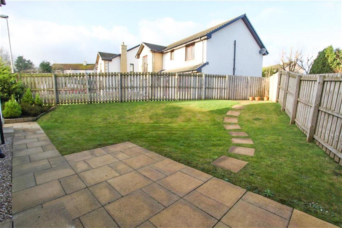 Bruce Gardens, Cleghorn, Lanarkshire